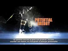 Science du hockey : le tir frappé / slapshot