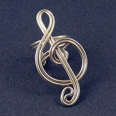 Ear Cuff  Treble Clef  Silver Colored by ShutUpAndCuffMe on Etsy, $10.00