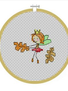 September Fairy Cross Stitch Crazy  Issue 167 September 2012 Saved