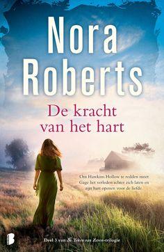 bol.com | Teken van zeven 3 - De kracht van het hart, Nora Roberts 2/52
