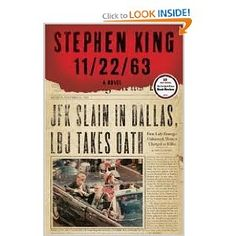11/22/63 Our February pick!