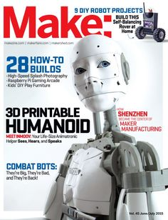 21 best make magazine images on pinterest magazine free ebooks make magazine vol45 2015 free ebooks download fandeluxe Choice Image