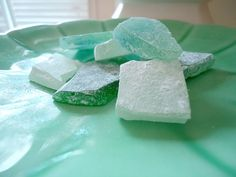 Sea Glass Candy for Night of the Moonjellies