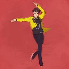 Phan x Yuri On Ice