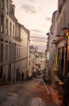 Rue Germain Pilon, Montmartre