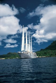 Beyond the buffet - Windstar Cruise #windstar, and Awesome cruiseline!