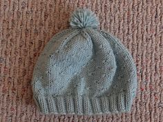 Ravelry: suepurr's Wrapped Stitches Hat