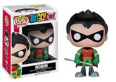 ToyzMag.com » DC Comics : les Teen Titans par Funko Pop!