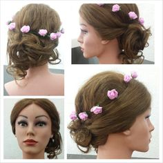 Eva Longoria Hairstyling