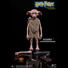 Ster Ace Speelgoed SA0043 Harry Potter: de Geheime Kamer Dobby Collectible Action Figure in Ster Ace Speelgoed SA0043 Harry Potter: de Geheime Kamer Dobby Collectible Action Figure van Actie & Speelfiguren op AliExpress.com | Alibaba Groep