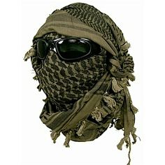 The latest in tactical high fashion