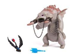 Figura Bewilderbeast, 23cm. Como entrenar a tu Dragón 2 Precioso pack de la batalla final de la segunda entrega de Como entrenar a tu Dragón 2.