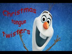 Amazing tongue twisters for Children! Tongue Twisters For Kids, Preschool Christmas, Scouts, Skincare, English, Children, Amazing, Holiday, Character