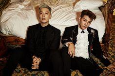 Chansung and Jun.K / 2PM  / Gentlemen's Game / 2016 / JYP