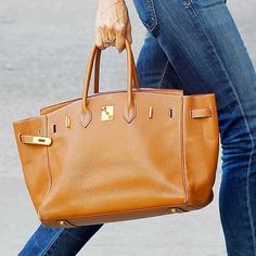 Le sac Birkin d'Hermès, l'histoire d'une légendaire - Marie Claire