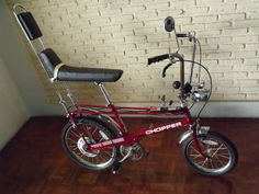 The Line Begins To Blur Raleigh Chopper Mk1 1969 Project Restored