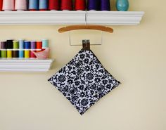 10x10 Small Black and White Damask Wet Bag  Zippered by WetBagIt, $10.99 Use coupon code CyberMonday2013 at check out to receive free shipping on all domestic orders!