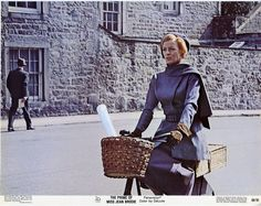 Maggie Smith in 'The Prime of Miss Jean Brodie'.
