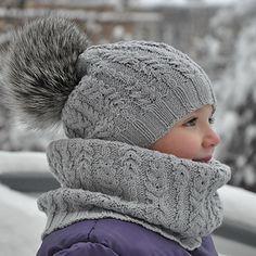 Fern Field Hat by Pelykh Natalie #knit
