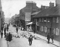 Burton-On-Trent My Family History, Local History, Old Pictures, Old Photos, Burton On Trent, Old London, Ancestry, Great Britain, Old Town
