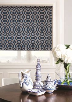 Louvolite Fabric Blinds Patterned fabric blinds Add panache to any room with our new range of fabric blinds, made from patented Louvolite fabric. The range includes subtle leaf pattern, classic hens and ducks for a farm-style kitchen, geometric shapes, and colourful …