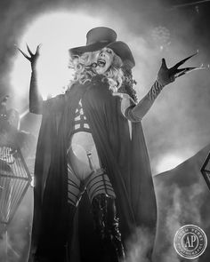 """ 2014 - Black Widow Tour Coronado Performing Arts Center Rockford,Illinois Shot by Adam Perry Photography """