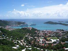 st. croix, us virgin islands... my grandma used to live here