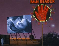 Great Drive-in Paintings by Andrew Valko