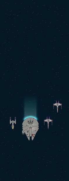 Star Wars - on space wlppr.