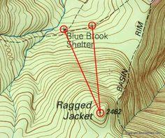 Aiming Off - A Compass Navigation Technique | Section Hiker