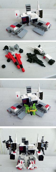 Kre-O Metroplex 4 -- Transform! by Boltax on deviantART
