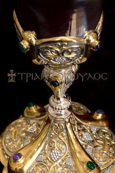 Byzantine Art, Bookbinding, Perfume Bottles, Stones, Silver, Gold, Handmade, Jewelry, Decor