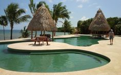 Sanctuary Belize Pool and Beach Club