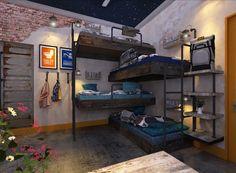 Dorm 2.1 - $100/pax *Booking: Facebook: Dalat80s.NhaMinh