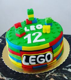 Bolo Lego: 50 Ideias de Decoração Incríveis para a Festa Lego Cake, Birthday Cake, Party, Desserts, Decorating Ideas, Games, Tailgate Desserts, Birthday Cakes, Fiesta Party