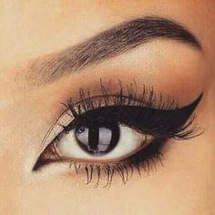 beauty, cute, eye shadow, girl, make up, photography, eye linear