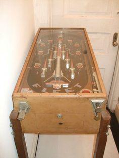 Bally's Fleet Pinball Machine | eBay