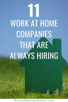 11 Work at Home Companies That are Always Hiring Home Based Jobs, Work From Home Companies, Work From Home Opportunities, Work From Home Moms, Make Money From Home, Way To Make Money, Work Quotes, Change Quotes, Attitude Quotes