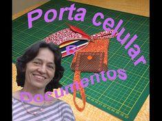 Passo a Passo - Necessarie Prática com Eliana Zerbinatti e Tecidos Fabricart no Ateliê na TV - YouTube