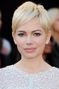 From tousled waves to pixie crops - see Michelle Williams' best hair looks