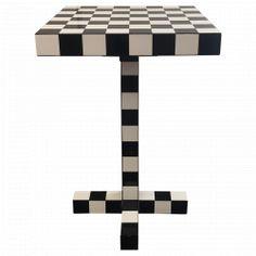 Table Du0027appoint Chess De Front Design Pour Moooi