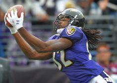Torrey Smith, Baltimore Ravens WR #82