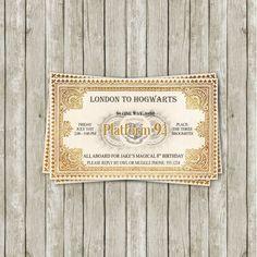 Complètement personnalisables pour tout type d'événement.Téléchargez les invitations à imprimer à partir de Printy Much sur Etsy pour 7,46€.