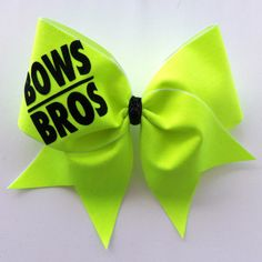 Bows before bros $15