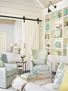 Hello hello, we're still on the road enjoying our family vacay this week but I wanted to share a few fun links for your weekend enjoyment. I'm going to need smelling salts, I'm feeling faint because how absolutely perfect is this breezy guest house by Tillman Long Interiors? via House of Turquoise And a few …