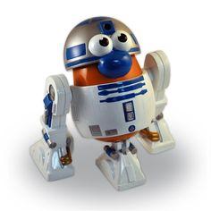 Star Wars Potato Head Collection: Don't be a Dud. Be a Spud. -  #mrpotatohead #starwars #toys