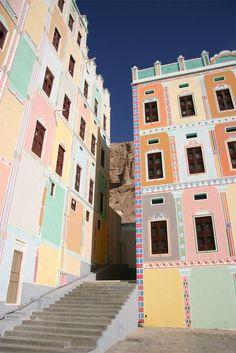 Yemen architecture | @ynssny
