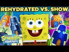 You can visit so many Bikini Bottom locations in Battle for Bikini Bottom - Rehydrated! But how do these video game versions compare to the original?