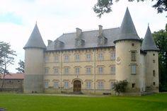 Château de la Reynerie, Auvergne, France