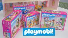 4 extensions de la Playmobil Dollhouse - Démo en français HD FR